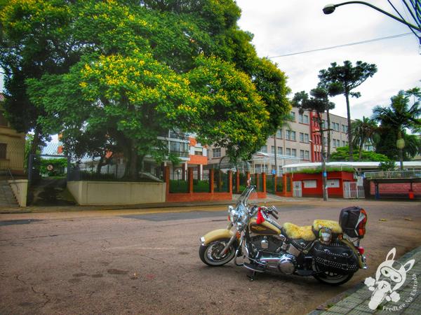 Praça da Bandeira | Canoas - Rio Grande do Sul - Brasil | FredLee Na Estrada
