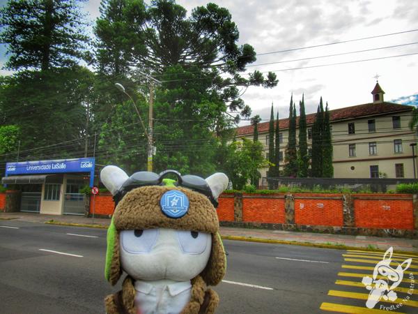 Universidade LaSalle | Canoas - Rio Grande do Sul - Brasil | FredLee Na Estrada