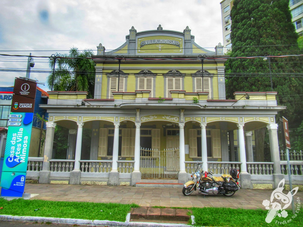 Casa das Artes Villa Mimosa | Canoas - Rio Grande do Sul - Brasil | FredLee Na Estrada