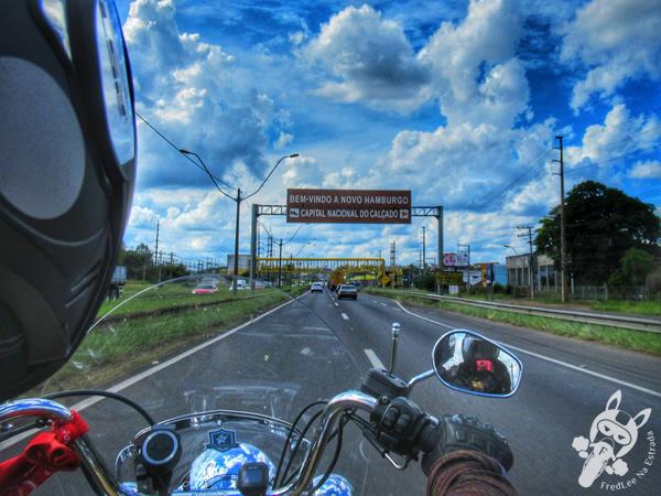 Rodovia BR-116 - Rio Grande do Sul - Brasil | FredLee Na Estrada