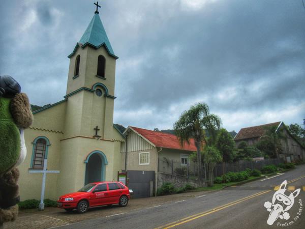 Capela São Pedro Claver - Linha Bonita | Gramado - Rio Grande do Sul - Brasil | FredLee Na Estrada