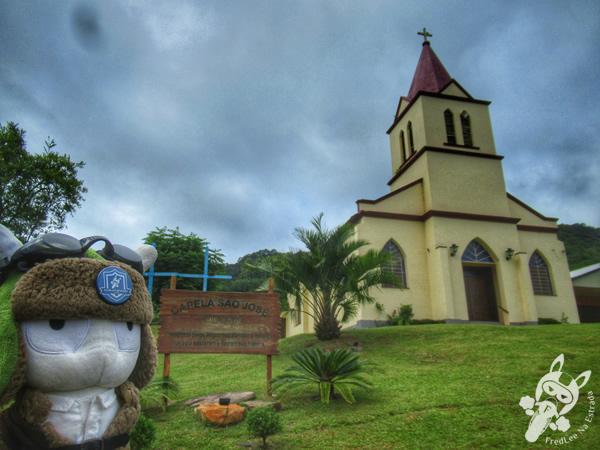 Capela São José | Marco Zero de Gramado - Linha Nova | Gramado - Rio Grande do Sul - Brasil | FredLee Na Estrada