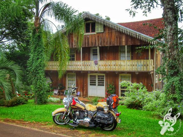 Café Familia Foss - Estrada Linha Bonita | Gramado - Rio Grande do Sul - Brasil | FredLee Na Estrada