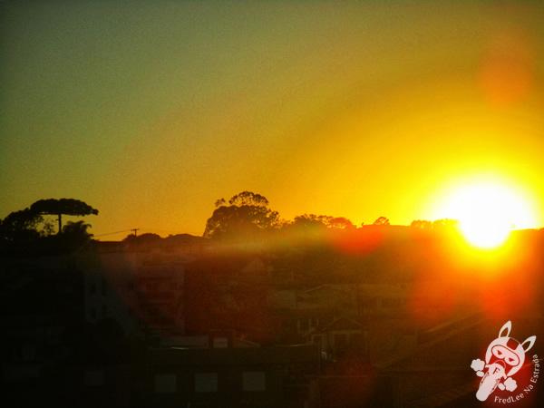 Nascer do Sol | Erechim - Rio Grande do Sul - Brasil | FredLee Na Estrada