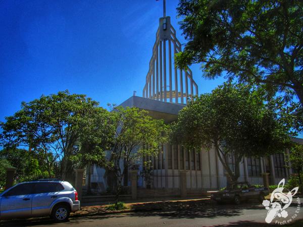 Paróquia São Pedro | Erechim - Rio Grande do Sul - Brasil | FredLee Na Estrada