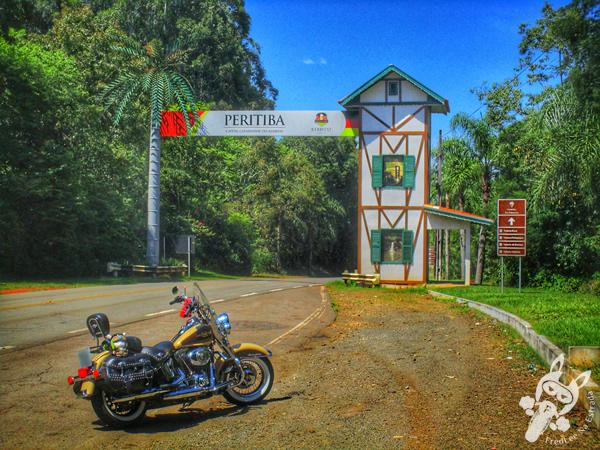 Pórtico | Peritiba - Santa Catarina - Brasil | FredLee Na Estrada