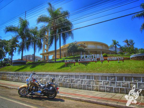 Igreja Santo Isidoro | Peritiba - Santa Catarina - Brasil | FredLee Na Estrada