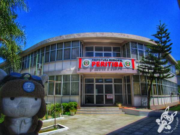 Prefeitura Municipal | Peritiba - Santa Catarina - Brasil | FredLee Na Estrada