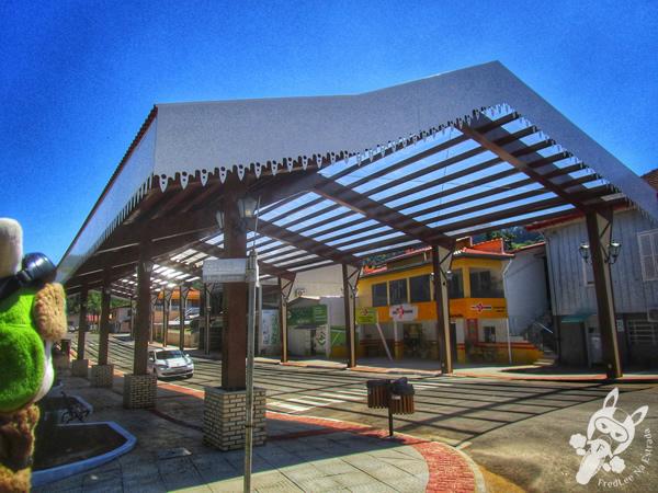 Rua Coberta | Peritiba - Santa Catarina - Brasil | FredLee Na Estrada