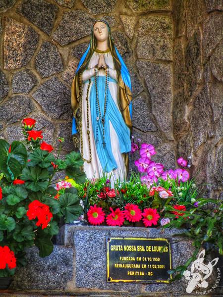 Gruta Nossa Senhora de Lourdes | Peritiba - Santa Catarina - Brasil | FredLee Na Estrada