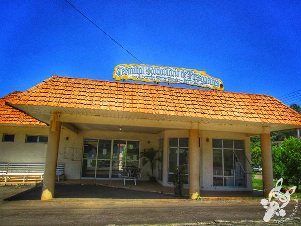 Terminal Rodoviário de Passageiros | Ipira - Santa Catarina - Brasil | FredLee Na Estrada