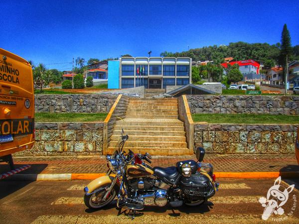 Prefeitura Municipal | Ipira - Santa Catarina - Brasil | FredLee Na Estrada