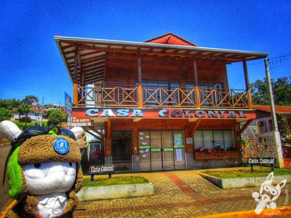 Casa Colonial | Ipira - Santa Catarina - Brasil | FredLee Na Estrada