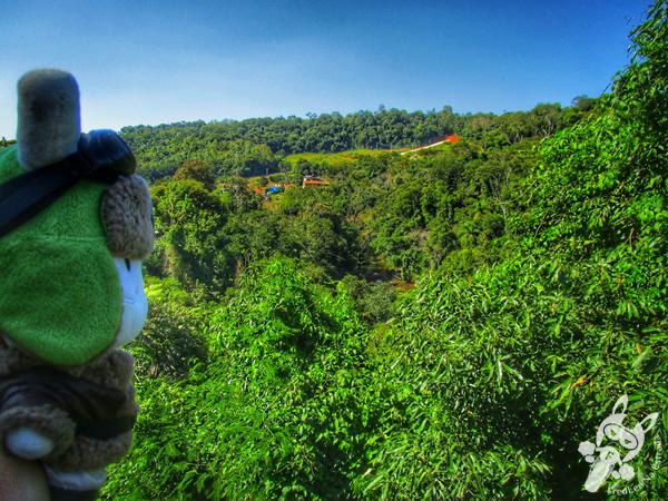 Mirante Parque da Cascata | Ipira - Santa Catarina - Brasil | FredLee Na Estrada
