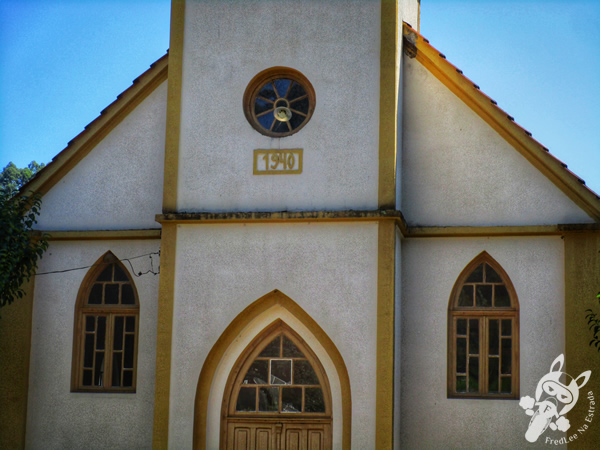Igreja Evangélica de Confissão Luterana | Ipira - Santa Catarina - Brasil | FredLee Na Estrada