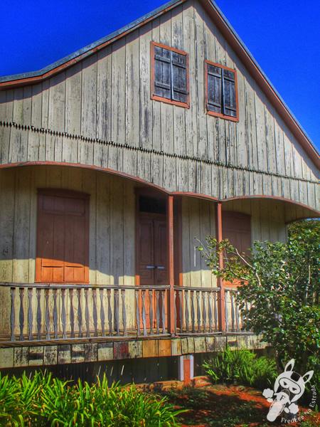 Casa da Memória | Ipira - Santa Catarina - Brasil | FredLee Na Estrada