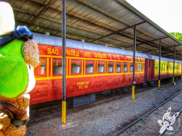 Estação Ferroviária | Piratuba - Santa Catarina - Brasil | FredLee Na Estrada