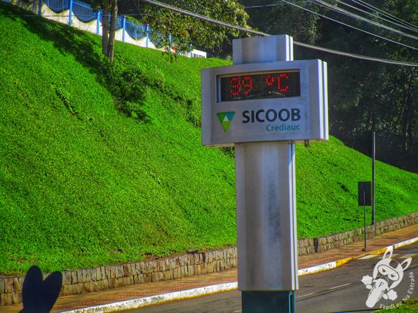 Termômetro | Piratuba - Santa Catarina - Brasil | FredLee Na Estrada