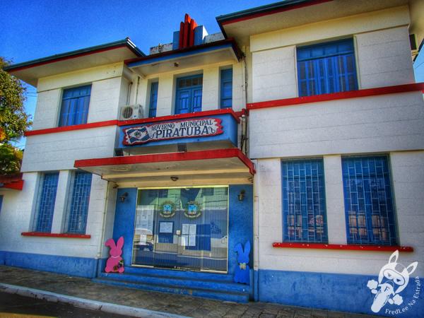 Prefeitura Municipal | Piratuba - Santa Catarina - Brasil | FredLee Na Estrada
