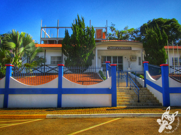 Câmara de Vereadores | Piratuba - Santa Catarina - Brasil | FredLee Na Estrada