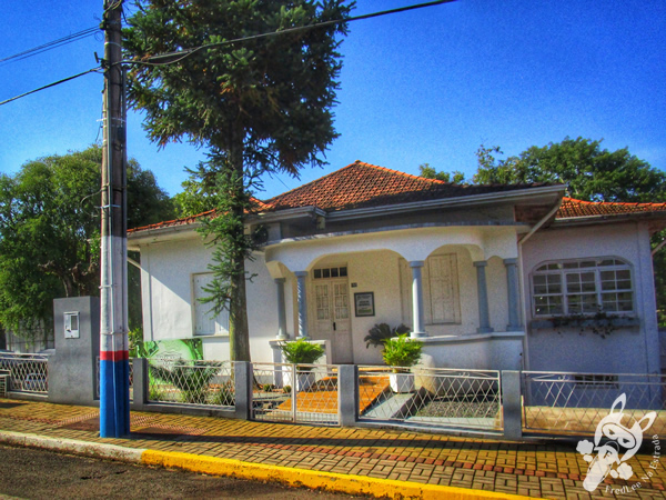 Casa da Memória | Piratuba - Santa Catarina - Brasil | FredLee Na Estrada