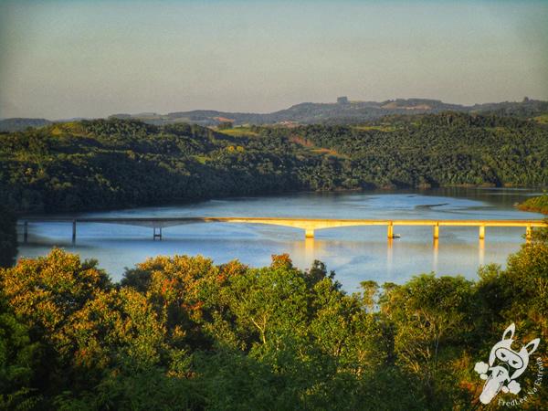 Rio Uruguai | Divisa Natural entre Estados de Rio Grande do Sul e Santa Catarina | FredLee Na Estrada