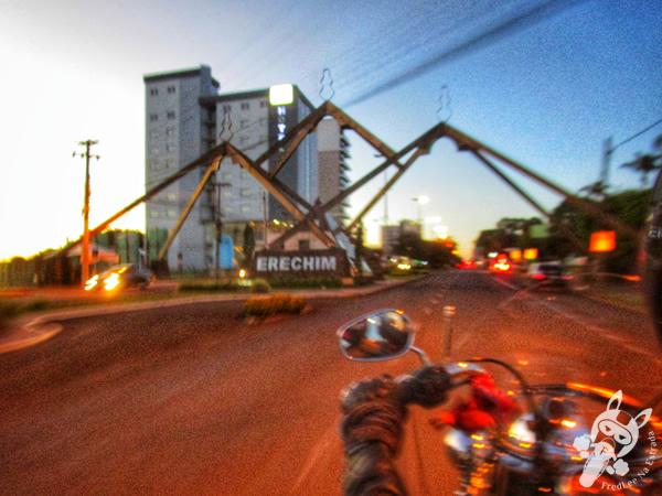 Pórtico | Erechim - Rio Grande do Sul - Brasil | FredLee Na Estrada