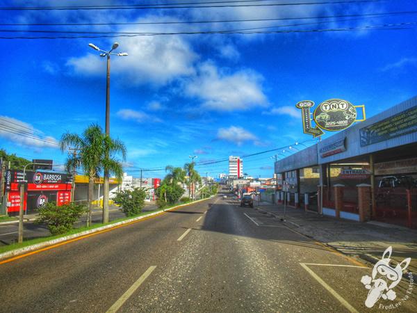 Ponta Grossa - Paraná - Brasil | FredLee Na Estrada