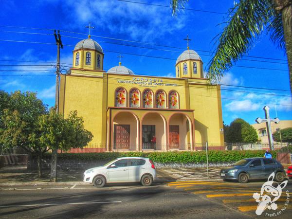 Paróquia Transfiguração de Nosso Senhor | Ponta Grossa - Paraná - Brasil | FredLee Na Estrada