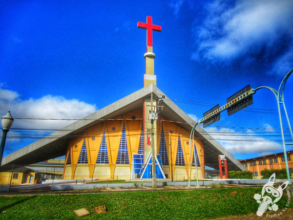 Igreja São Sebastião | FredLee Na Estrada