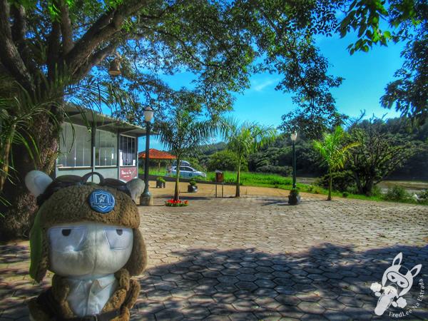 Complexo Turístico Orla do Rio Tibagi | Tibagi - Paraná - Brasil | FredLee Na Estrada