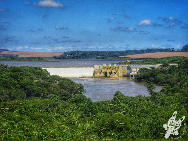 Usina Hidrelétrica Tibagi Montante | Tibagi - Paraná - Brasil | FredLee Na Estrada