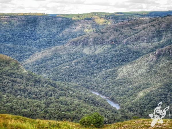 Trilha no Cânion Guartelá - Cânion do Rio Iapó | Tibagi - Paraná - Brasil | FredLee Na Estrada