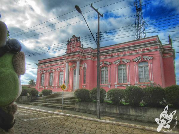 Grupo Escolar Telêmaco Borba | Tibagi - Paraná - Brasil | FredLee Na Estrada