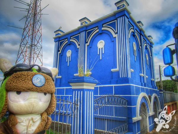 Antiga caixa d'água | Tibagi - Paraná - Brasil | FredLee Na Estrada