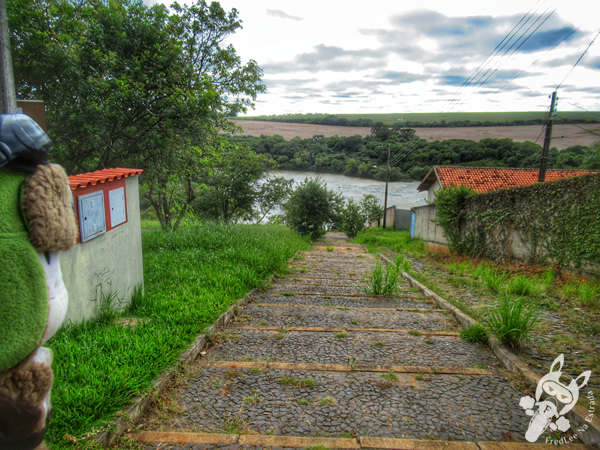 Ladeira do Paredão | Tibagi - Paraná - Brasil | FredLee Na Estrada