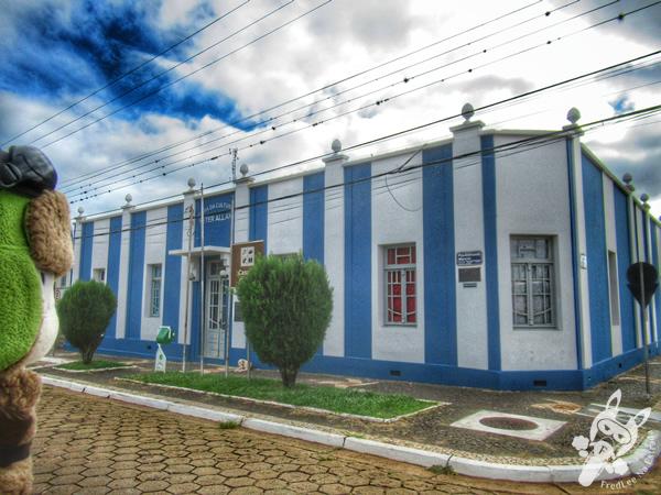 Casa da Cidade | Tibagi - Paraná - Brasil | FredLee Na Estrada