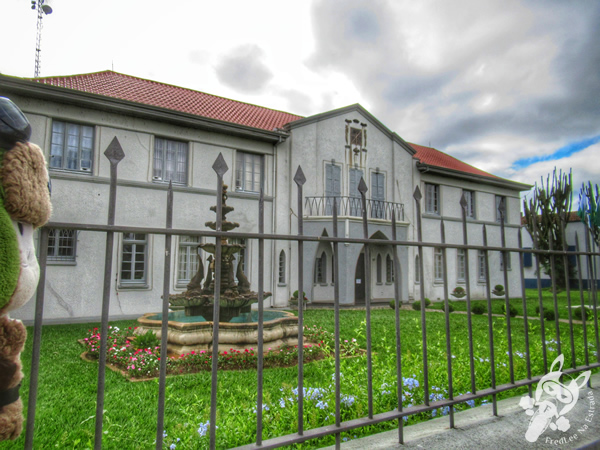 Palácio do Diamante | Tibagi - Paraná - Brasil | FredLee Na Estrada