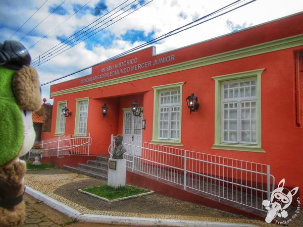 Museu Histórico Desembargador Edmundo Mercer Júnior | Tibagi - Paraná - Brasil | FredLee Na Estrada