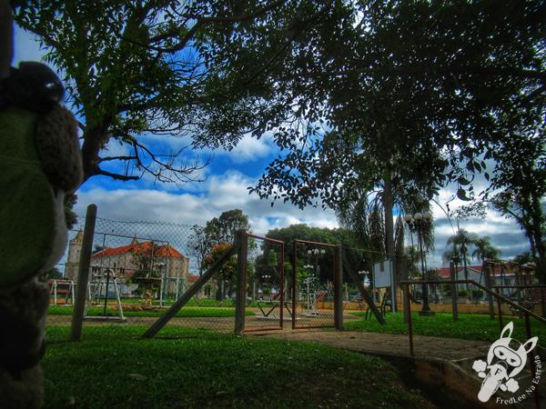 Praça Edmundo Mercer | Tibagi - Paraná - Brasil | FredLee Na Estrada