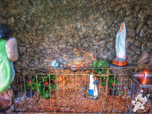 Gruta Nossa Senhora de Lourdes | Tibagi - Paraná - Brasil | FredLee Na Estrada