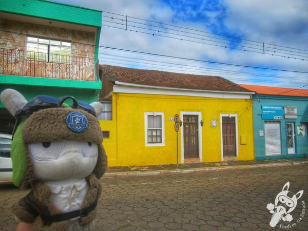 Centro Histórico | Tibagi - Paraná - Brasil | FredLee Na Estrada