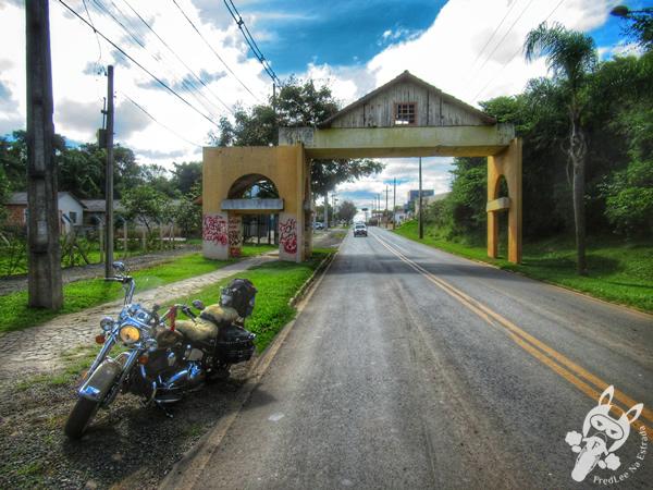 Pórtico | Tibagi - Paraná - Brasil | FredLee Na Estrada