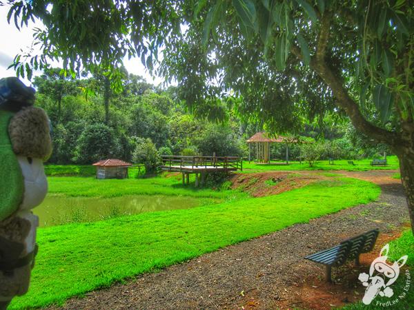 Parque Passo do Risseti | Tibagi - Paraná - Brasil | FredLee Na Estrada