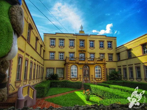 Colégio Imaculada Virgem Maria | Prudentópolis - Paraná - Brasil | FredLee Na Estrada