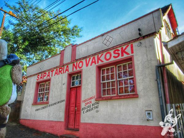 Sapataria Novakoski | Prudentópolis - Paraná - Brasil | FredLee Na Estrada