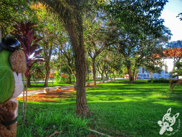 Praça Firmo Mendes de Queiroz | Prudentópolis - Paraná - Brasil | FredLee Na Estrada