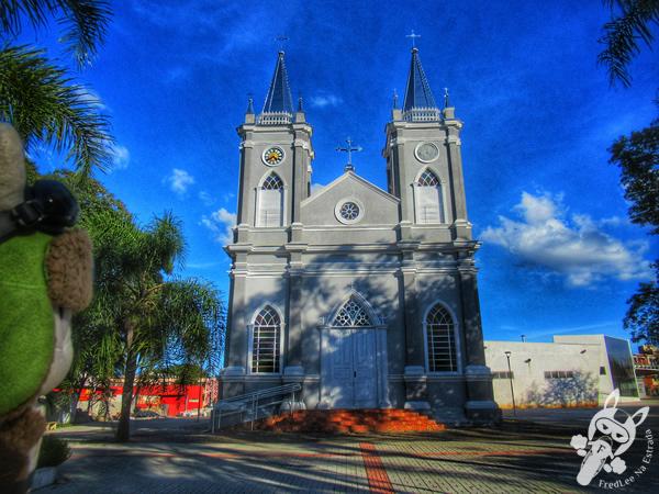Igreja São João Batista | Prudentópolis - Paraná - Brasil | FredLee Na Estrada