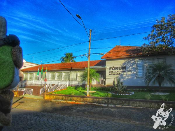Fórum | Prudentópolis - Paraná - Brasil | FredLee Na Estrada