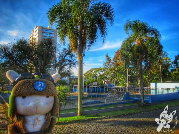 Praça Coronel José Durski | Prudentópolis - Paraná - Brasil | FredLee Na Estrada